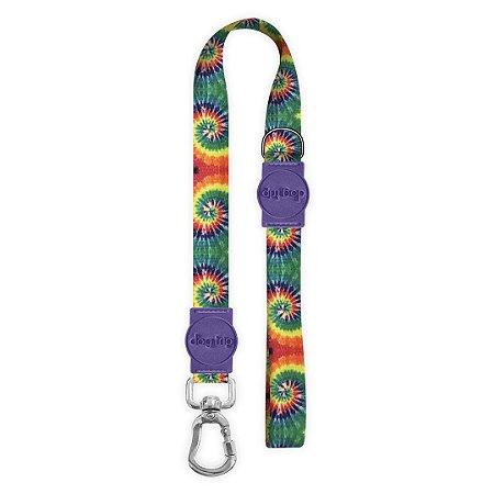 Guia Curta Peace Tie Dye
