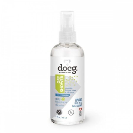 Dry Shower - Spray Higienizador de Patas 100ML