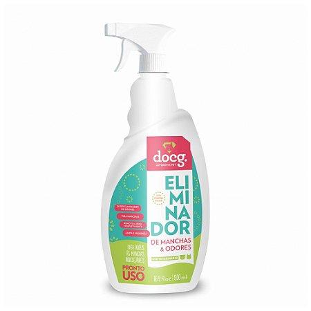 Eliminador de Manchas e Odores - 500ML