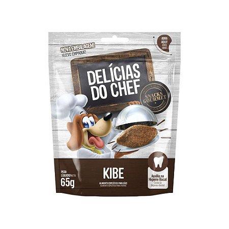 Petisco Snack Delicias do Chef Kibe 65G