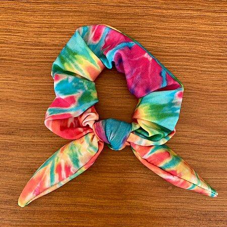 Scrunchie Tangerina