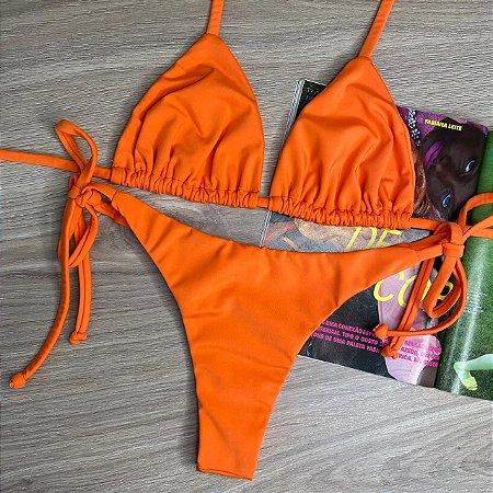 Cortininha móvel + calcinha clássica Citrus
