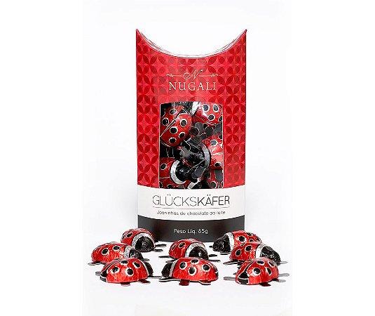 Glückskäfer - Joaninhas de Chocolate ao Leite