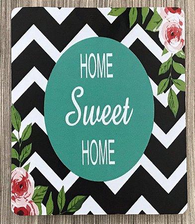 Quadro Decorativo Home Sweet Home (Lar Doce Lar)