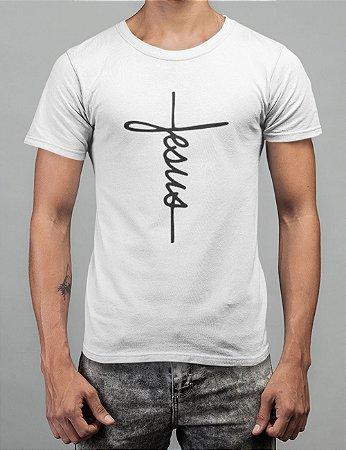 Camiseta Branca Jesus