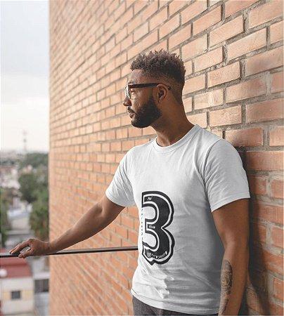 Camiseta Branca Trindade