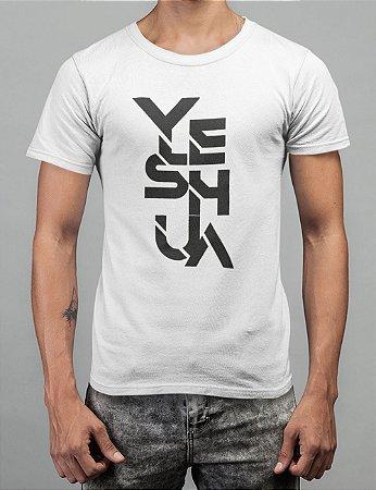 Camiseta Branca Yeshua