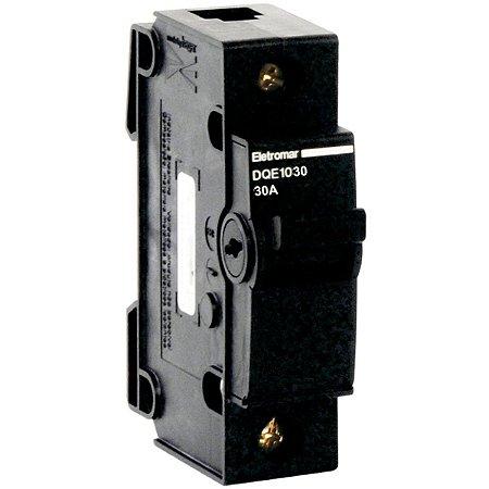 Disjuntor Eletromar Nema Unipolar 30A DQE1030 - com 12 Unidades