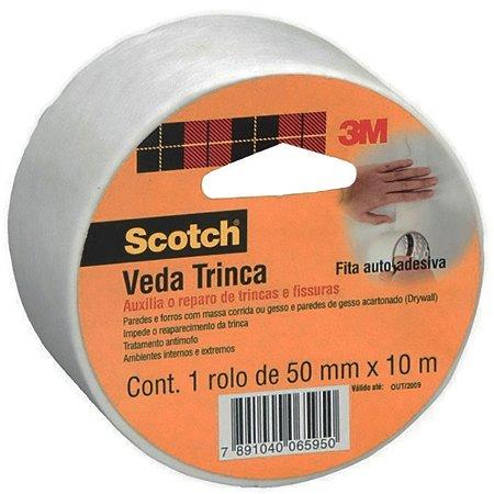 Fita Veda Trinca 3M 10m x 50mm