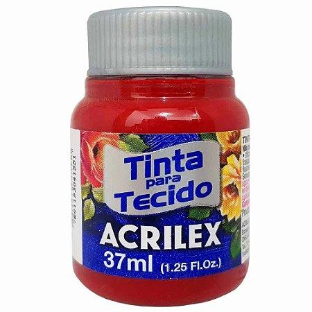 Tinta para Tecido Acrilex 37ml Púrpura 550