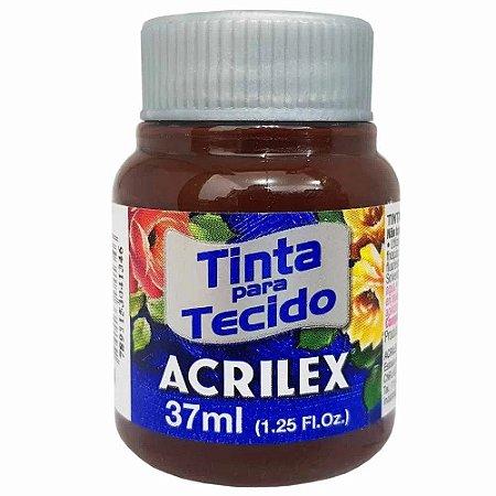 Tinta para Tecido Acrilex 37ml Terra Queimada 514
