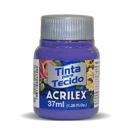 Tinta para Tecido Acrilex 37ml Violeta 516