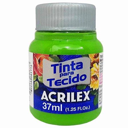 Tinta para Tecido Acrilex 37ml Verde Abacate 572