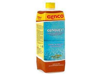 Inibidor de Manchas Genco Genquest 01 Litro