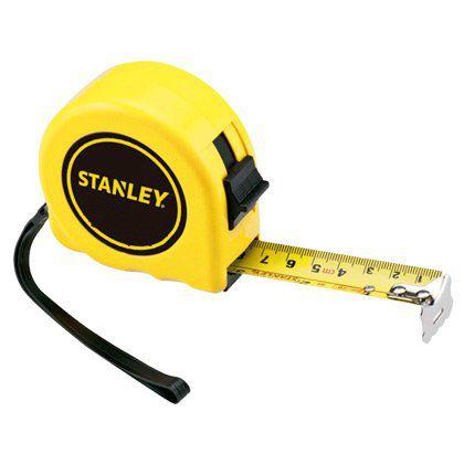 Trena De Aço Stanley 03m x 10mm