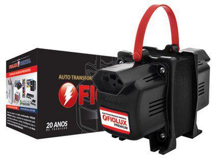 Autotransformador de Força Fiolux Bivolt Premium 5000VA