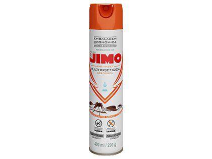 Inseticida Multi-Inseticida Anti-Inset Aerosol Jimo 300ml Mata Moscas Mosquitos e Baratas