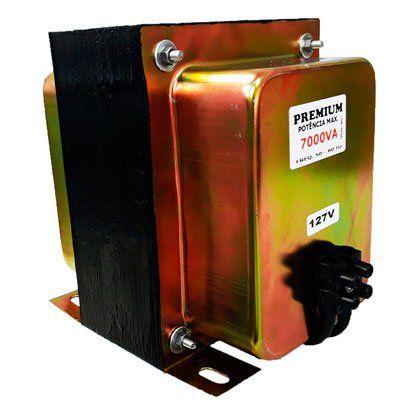 Autotransformador de Força Fiolux Bivolt Premium 7000VA