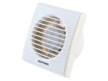Exaustor para Banheiro Ventisol Residencial 150mm 110V