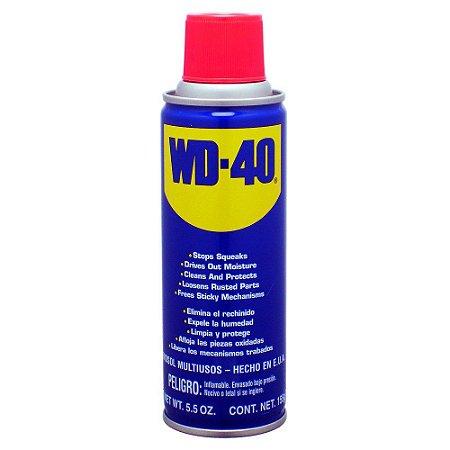 Óleo Desengripante WD-40 300ml 200g