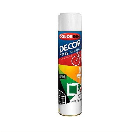 Tinta Spray Colorgin 864 Decor Branco