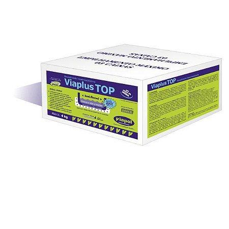 Impermeabilizante Viaplus Viapol Top Caixa com 04Kg
