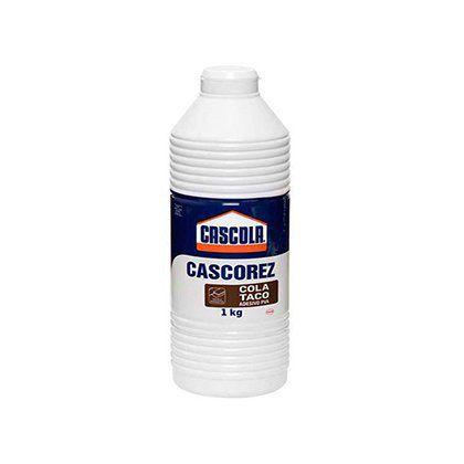 Cola Adesiva Branca Cascorez Henkel para Taco 1Kg