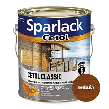 Verniz Cetol Sparlack Acetinado Imbuía Galão 3,6 Litros