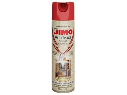 Inseticida Anti Traca Aerosol Jimo 300ml