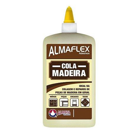 Cola para Madeira Almaflex 90g a Base D'Água