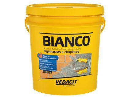 Bianco Líquido Vedacit para Argamassa e Chapisco 18kg