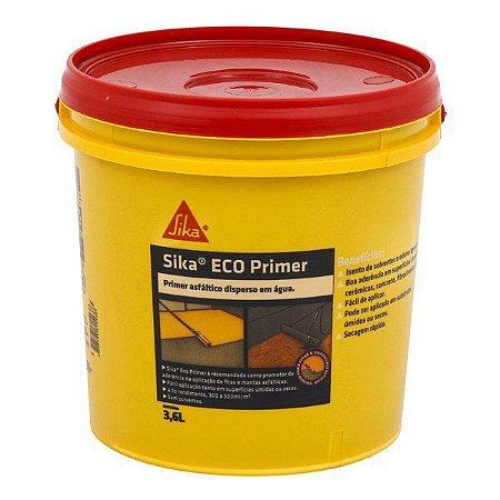 Primer Asfáltico Sika Eco Primer 3,6 Litros