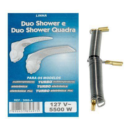 Resistência Lorenzetti Duo Shower 3060C 7500W 220V