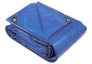 Lona 08x10m Carreteiro Azul