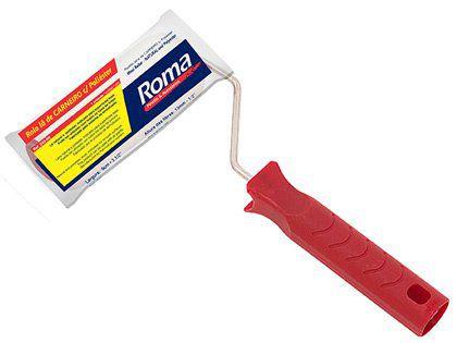 Rolo de Lã Roma 05cm Natural 245-5
