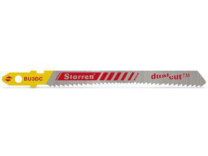 Lâmina Serra Tico-Tico Starrett Dualcut para MDF/MDP