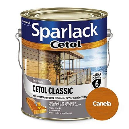 Verniz Cetol Sparlack Acetinado Canela Galão 3,6 Litros