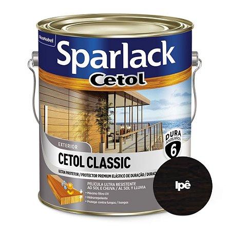 Verniz Cetol Sparlack Brilhante Ipê Galão 3,6 Litros