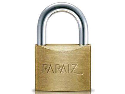 Cadeado Papaiz 20mm CR20