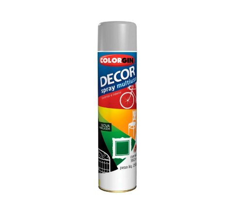 Tinta Spray Colorgin Decor 881 Amêndoa