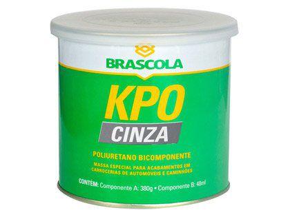 Adesivo Brascoved KPO Cinza 380g