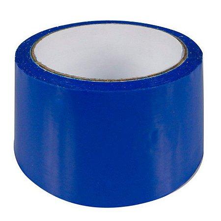 Fita Adesiva Koretech para Embalagem 45mm x 40m Azul Kit com 05 Unidades