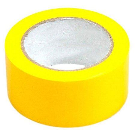 Fita Adesiva Koretech para Embalagem 45mm x 40m Amarela Kit com 05 Unidades