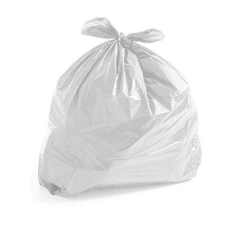 Saco Plastico Geraplast para Areia Transparente 28x50x0,07 Pacote com 100UN