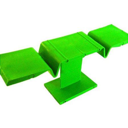 Espaçador Nivelador Deplast Robozinho 1,5mm Kit com 50 Unidades