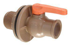 """Adaptador para Caixa D'Água Tigre com Registro 50mm x 1.1/2"""""""
