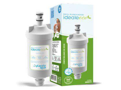 Refil para Torneira com Filtro Planeta Água Ideale Eco
