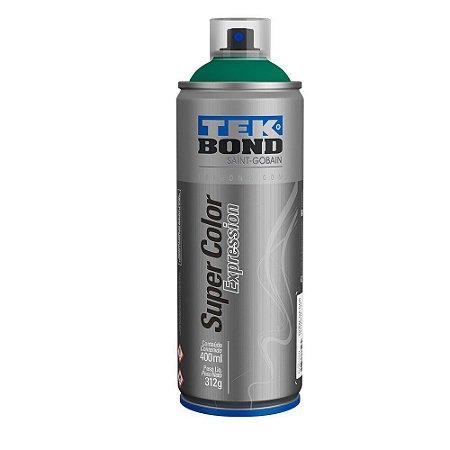 Tinta Spray TekBond Super Color Expression Floresta 562 400ml