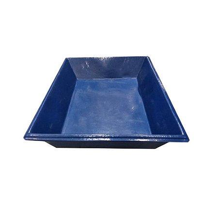 Caixa para Massa Fortlev 160 Litros Cor Azul
