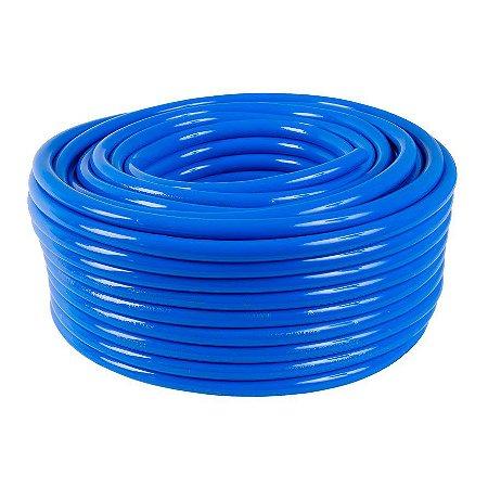 "Mangueira DuplaFlex Plasbohn Azul 3/4""x 2,0 com 50 Metros"